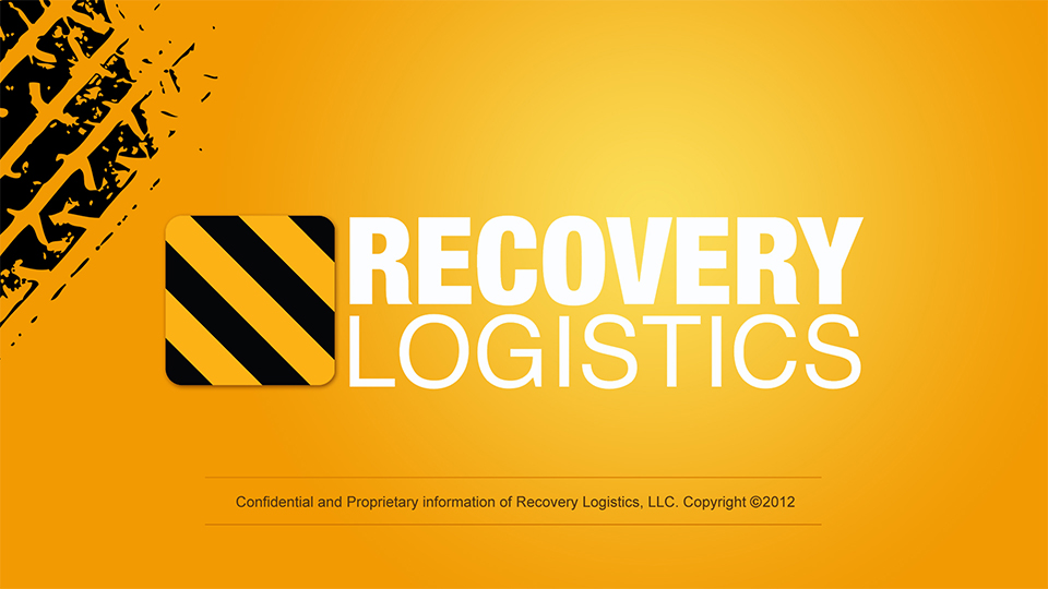 Recovery Logistics Dvd Cover Design Tigerhive Creative