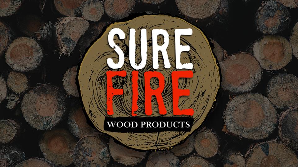 Surefire Wood Products Logo Design Tigerhive Creative