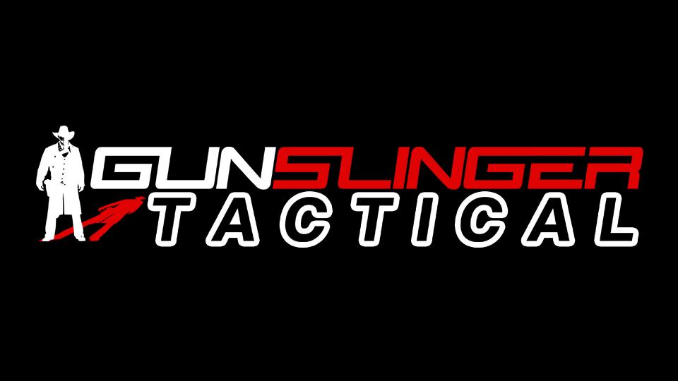 Gunslinger Tactical Logo Design Tigerhive Creative