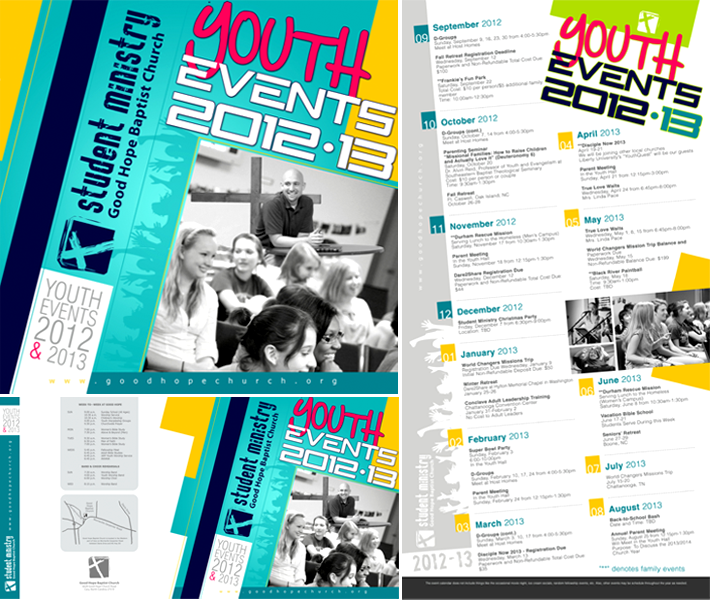 youth group calendar template - youth ministry calendar graphic design tigerhive