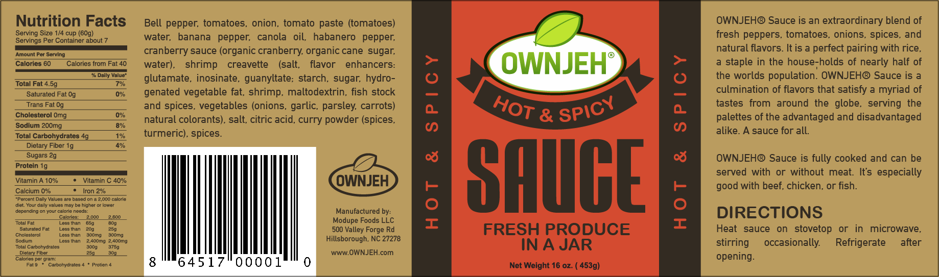 ownjeh-hot-spicy